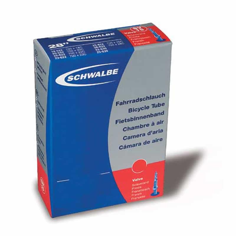 """Schwalbe SV6/AV6 Inner Tube - 20"""""""