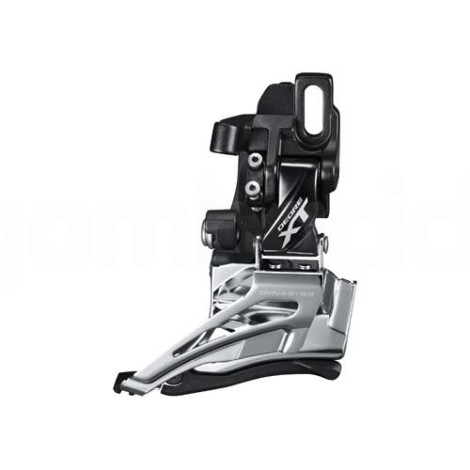 Shimano XT M8025-D Double Front Derailleur - Direct Mount
