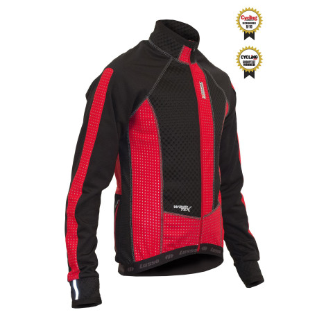 Lusso Windtex Aero + Thermal Cycling Jacket