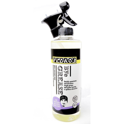 Pedro's BYE GREASE Bike Cleaner
