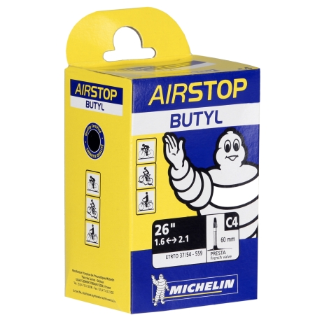 Michelin Airstop C4 Inner tube - 26""