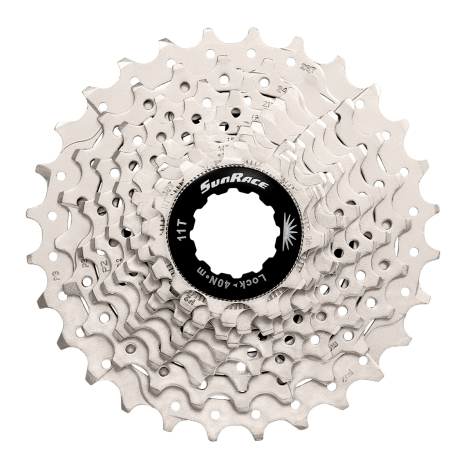 SunRace RS1 Road Cassette - 10 Speed