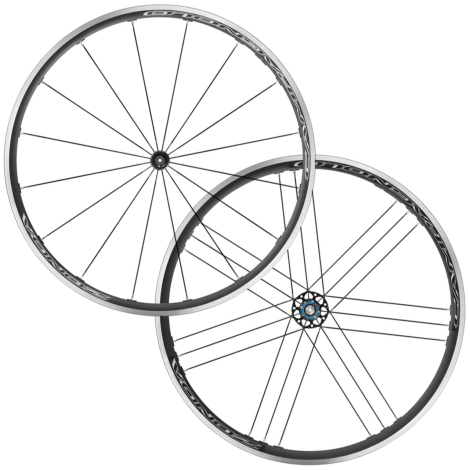 Campagnolo Zonda C17 Clincher Road Wheelset With GP4000S II Tyres