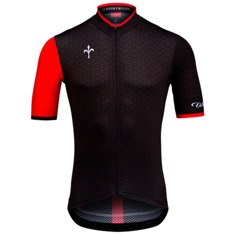 Wilier Grinta Short Sleeve Cycling Jersey