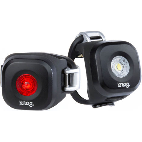 Knog Blinder Mini Dot Rechargeable Front & Rear Lights
