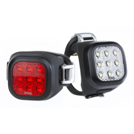 Knog Blinder Mini Niner Rechargeable Front & Rear Lights