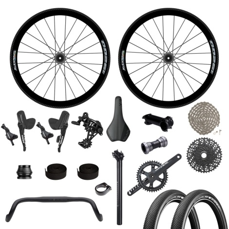 Sram Apex 1x11 Gravel Build Kit