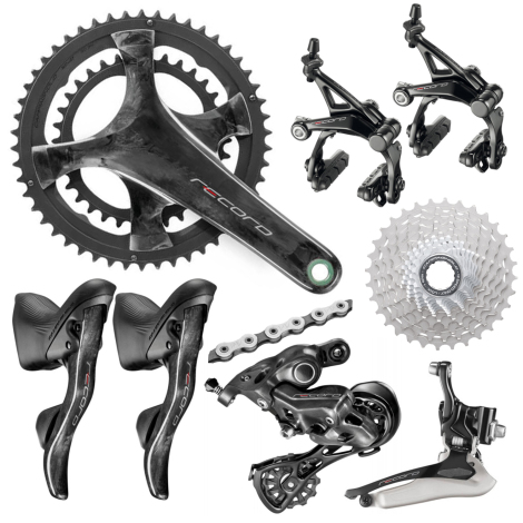 Campagnolo Record 12 Speed Groupset