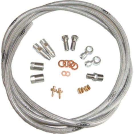 Hope Braided Hose Kit