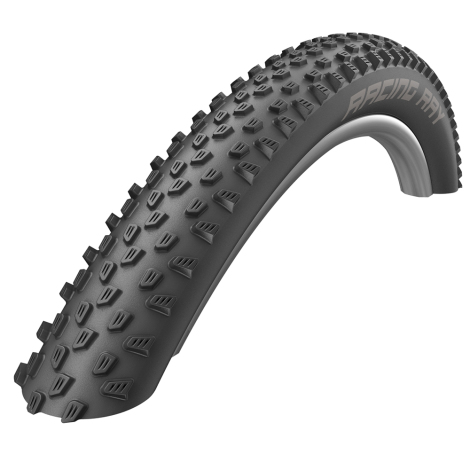 "Schwalbe Racing Ray Addix Performance Folding MTB Tyre – 27.5"" x 2.25"""