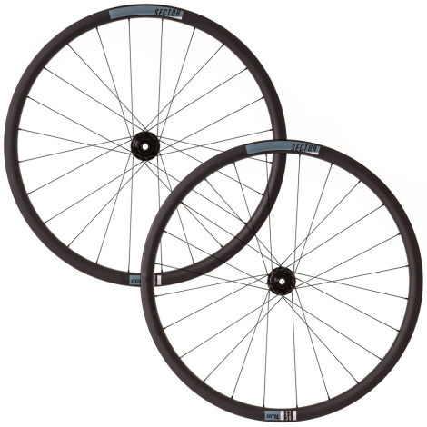 Sector CT30 Carbon Tubular Disc Cyclocross Wheelset