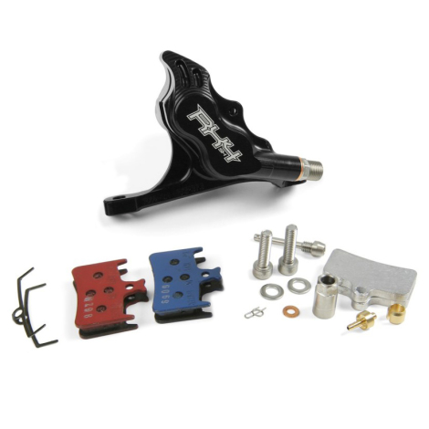 Hope RX4 Flat Mount Caliper For Sram