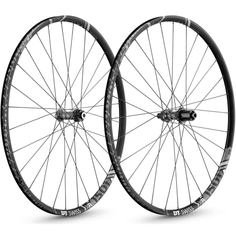 DT Swiss XR1501 Spline Boost 25 Predictive Steering MTB Wheelset