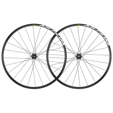 Mavic Aksium Disc Wheelset - 700c