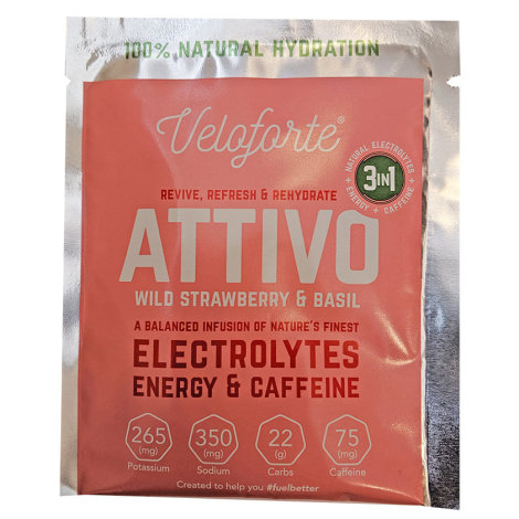 Attivo Natural Electrolyte Powder