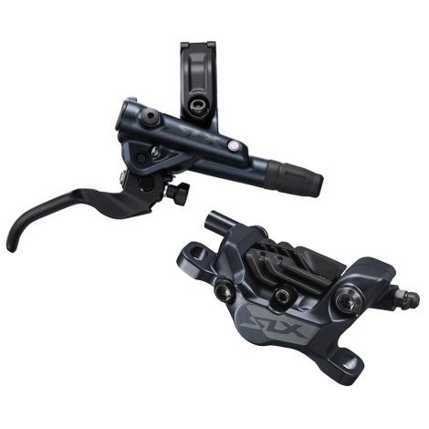 Shimano SLX M7120 Front And Rear Disc Brake Set