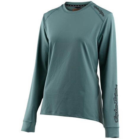 Troy Lee Design Lilium Women's Long Sleeve Jersey - 2020