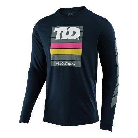 Troy Lee Designs Pregame Long Sleeved T-Shirt - 2020
