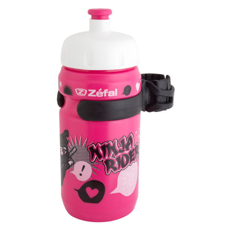 Zefal Little Z Kids Bottle with Clip - 350ml
