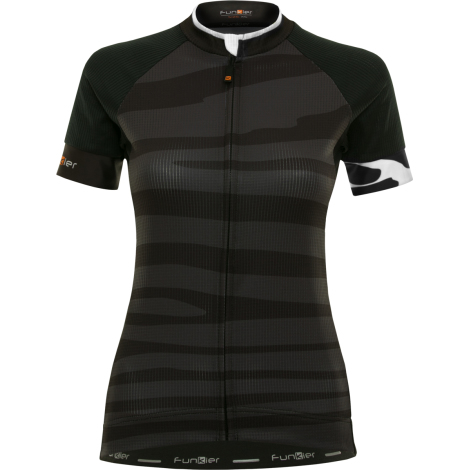 Funkier Prima Pro Ladies Short Sleeve Cycling Jersey