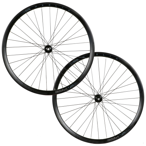 Merlin GDA-1 Clincher Gravel Wheelset - 700c