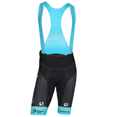 Astana Pro Team Offical Bib Shorts - 2020
