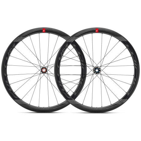 Fulcrum Racing Wind 400 DB Carbon Disc Road Wheelset