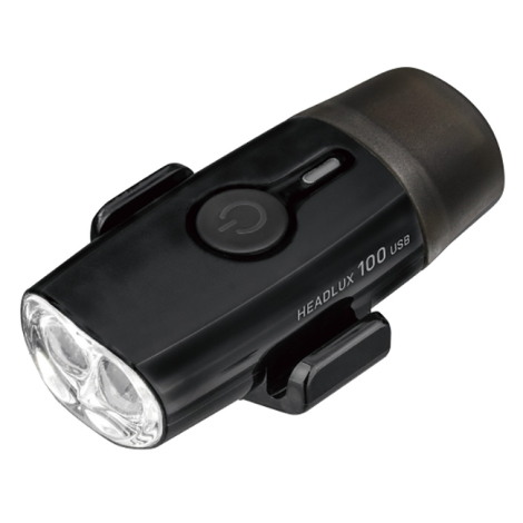 Topeak Headlux 100 USB Rechargable Front Bike Light