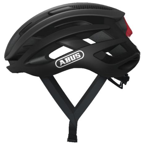 Image of Abus Airbreaker Road Bike Helmet - Dark Grey / Small / 51cm / 55cm