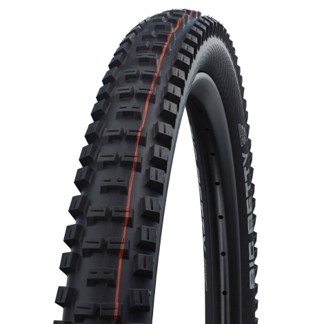 Schwalbe Addix Big Betty Soft Evo Super Gravity TLE Folding Tyre - 27.5""