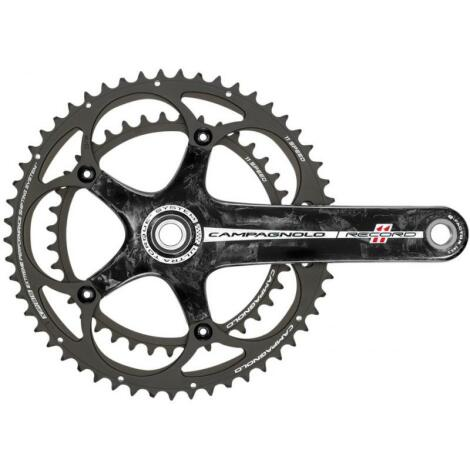 Campagnolo Record Ultra-Torque TT Chainset - 11 Speed