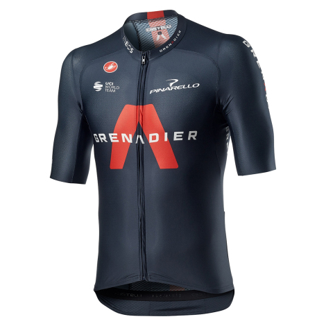 Castelli Ineos Grenadiers Aero Race 6.1 Short Sleeve Cycling Jersey