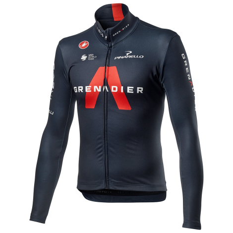 Castelli Ineos Grenadiers Long Sleeve Thermal Cycling Jersey