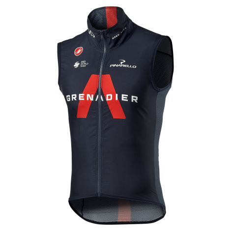 Castelli Ineos Grenadiers Pro Light Wind Cycling Vest