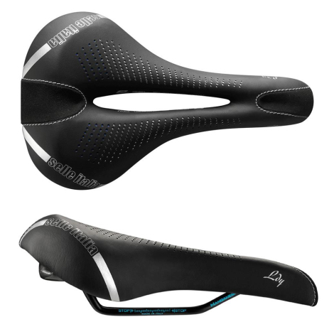 Selle Italia Lady E-Bike Gel Flow Gel Saddle