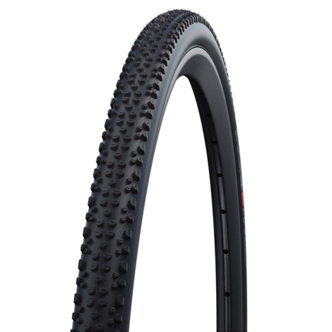 Schwalbe X-One AllRound SuperGround TLE Folding Cyclo-Cross Tyre - 700c