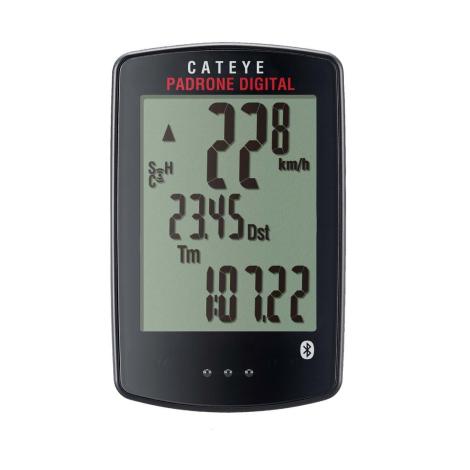 Image of Cateye Padrone Digital Wireless Cycling Computer