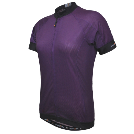 Funkier Ibera Ladies Active Short Sleeve Cycling Jersey