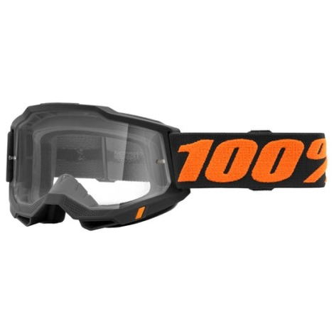 Image of 100% Accuri 2 MTB Goggles 2021 - Clear Lens - Chicago / Clear Lens