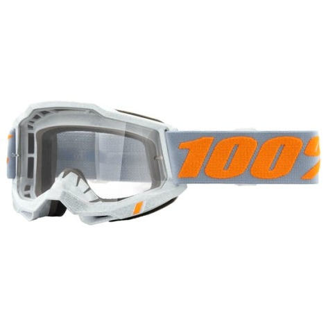Image of 100% Accuri 2 MTB Goggles 2021 - Clear Lens - Speedco / Clear Lens