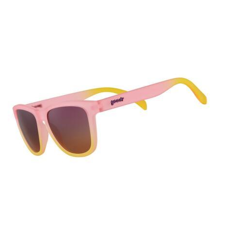 Image of Goodr Tropical OG Sunglasses - Siren's Booty Call / Gradient Dark Lens