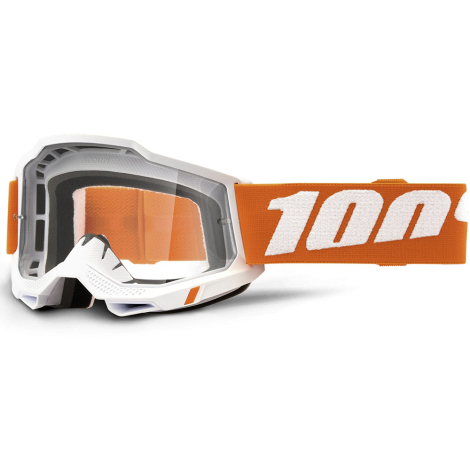 Image of 100% Accuri 2 MTB Goggles 2021 - Clear Lens - Sevastopol / Clear Lens