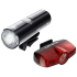 Cateye Volt 200 XC & Rapid Mini Rechargeable Light Set