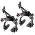 Campagnolo Super Record Dual Pivot Brakes Calipers - Pair
