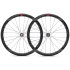 Fulcrum Racing Wind 40 DB Carbon Disc Road Wheelset With Vredestein Tubeless Tyres