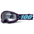 100% Accuri Youth Goggles - Clear Lens
