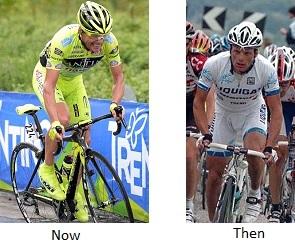 Giro d'Italia - Danilo Di Luca