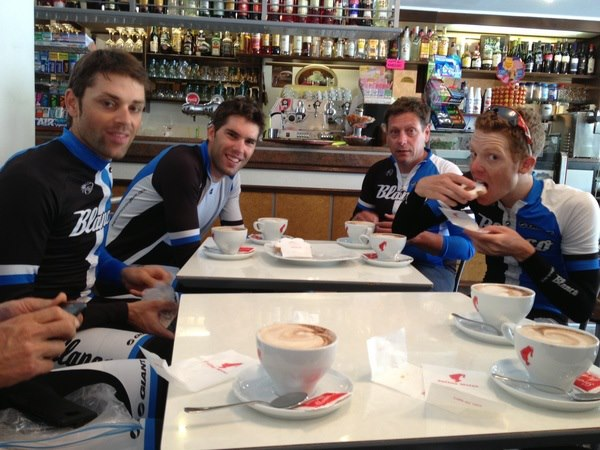 Giro d'Italia - Rest Day 2