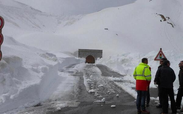 Giro d'Italia - Weather Trouble