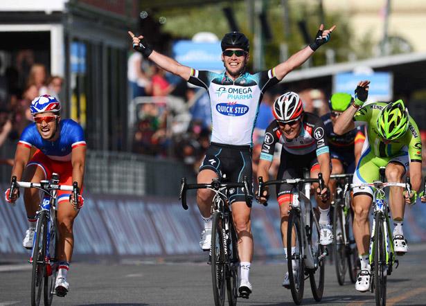 Giro d'Italia Stage 1 Cavendish